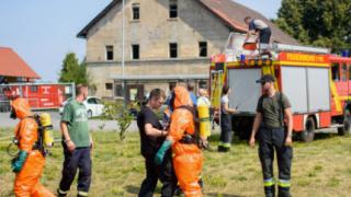 Американски F-16 се разби в Бавария