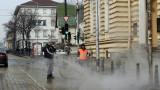 Мият улиците в София с цел подобряване качеството на въздуха