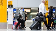 Стачката в Lufthansa отмени 2 755 полета, засегна 350 000 пътници