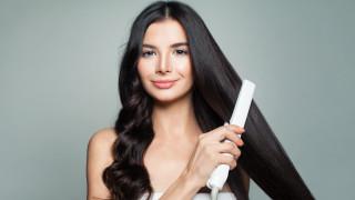 Разликите между правата и къдравата коса