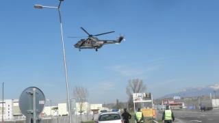 Бивши военни и граничари готови да помагат на МВР