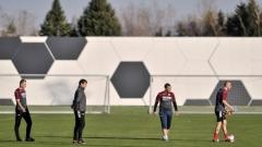 """Официалната тренировка на """"лъвовете"""" преди Холандия няма да е на националния стадион"""