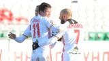 Арсенал (Тула) победи Амкар (Перм) с 2:0 като гост