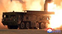 Северна Корея изпитала хиперзвукова ракета