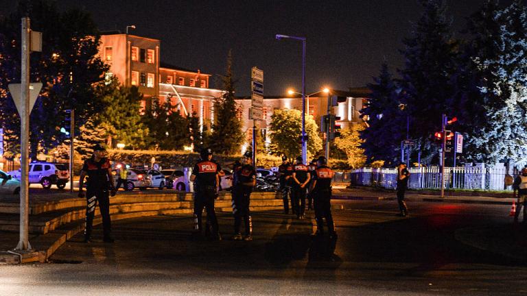 Взривове в Анкара, престрелки в Истанбул