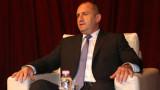 Румен Радев: Не е достатъчно да напишеш закон за киберсигурност