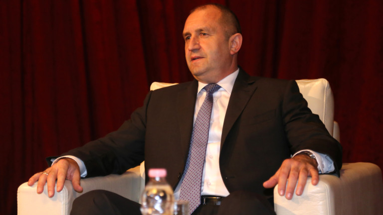 Президентът Румен Радев иска отговорност за хакерската атака срещу Националната
