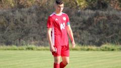 Християн Петров впечатли в Литекс и заслужи шанс в ЦСКА