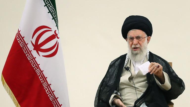 Аятолахът на Иран не вижда разлика между Тръмп и Байдън