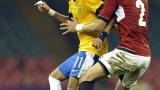 Бразилия тръгна с победа на Олимпиадата