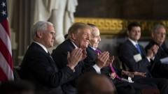 Нетолерантността на Тръмп насърчавала диктаторите по света