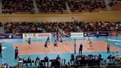 Историческа победа на волейболистките на Марица в Москва