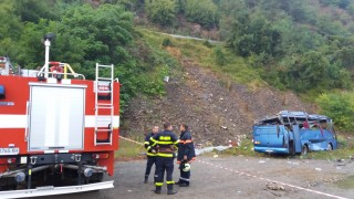 Правят независимо разследване на катастрофата край Своге