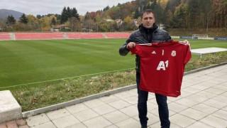 Акрапович дава първа пресконференция като треньор на ЦСКА