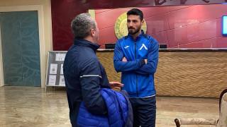 Защитник се присъедини към Левски