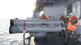 Япония и САЩ успешно изпитаха система за противоракетна отбрана