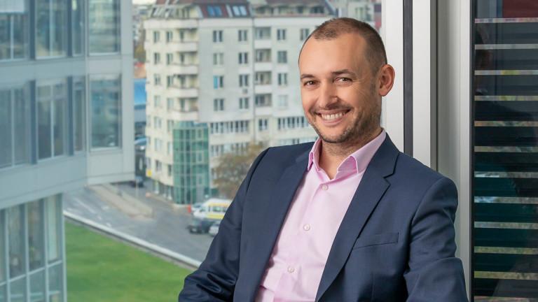 Начело на Motorola в Австрия от 1 април застава българинът