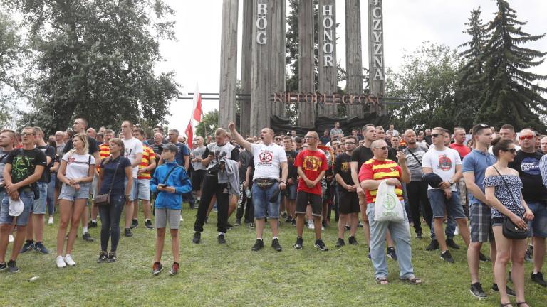 Полски политици осъдиха насилието по време на първия парад в