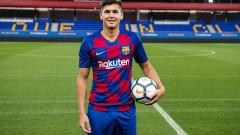 Барселона привлече Сантяго Рамос от Бока Хуниорс