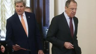 Кери и Лавров обсъдиха съвместни  операции срещу терористични групировки