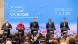 """Меркел: Германия няма да изпадне в зависимост от Русия заради """"Северен поток – 2"""""""