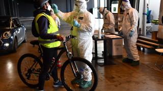 Италия с рекордните над 40 000 заразени с коронавируса за денонощие