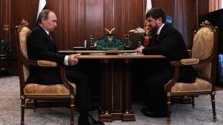 Путин назначи Кадиров и.д. лидер на Чеченската република