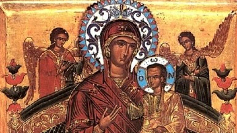 Почитаме Покров Богородичен