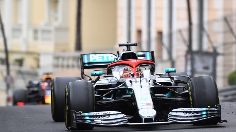 Люис Хамилтън триумфира в Гран при на Монако