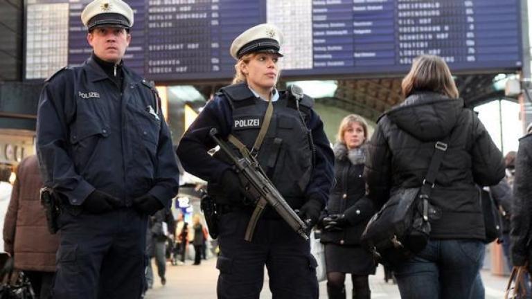 Фалшива бомбена заплаха на гарата в Бон