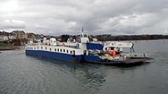 Тръгна фериботът Никопол - Турну Мъгуреле