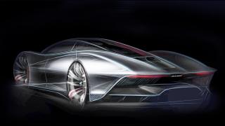 McLaren представи плъгин хибрид с 600 конски сили
