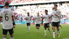 Германия взе страха на европейския шампион и го разгроми с 4:2 в Мюнхен