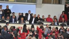 УС на ЦСКА зависи от завръщането на Христо Стоичков
