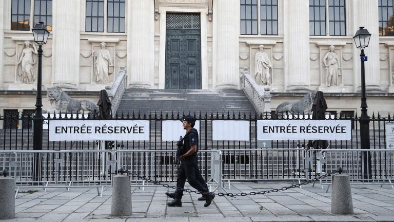 В Париж започва процесът срещу 20 души с роля за атаките от 13 ноември 2015-а