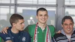 Младите звезди на Славия с първи професионални договори