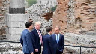 Туск призова Г-7 да запази санкциите срещу Русия, Тръмп нямал позиция