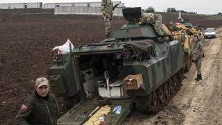 """Турция обяви, че е ликвидирала 447 """"терористи"""" от началото на офанзивата в Сирия"""