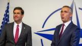 Еспър: НАТО не може да си позволи страни-паразити