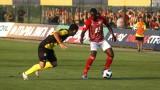 Ботев (Пловдив) и ЦСКА не се победиха - 0:0