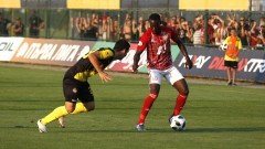 Ботев (Пловдив) - ЦСКА 0:0, домакините претендираха за дузпа!