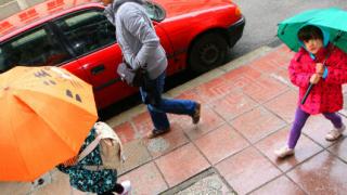 Цяла България с жълт код заради порои и гръмотевични бури