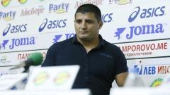 Армен Назарян: Няма друг като Иво Ангелов