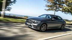 Тест Драйв: Mercedes C-Class