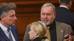 Откъм БСП: ГЕРБ може да загубят, ако Цветанов не подаде оставка