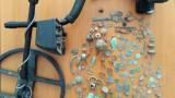 Археологически предмети, старинни монети и дрога иззеха при спецакция в Ямбол