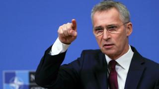 НАТО не иска надпревара с Русия, но ще гарантира възпиране и отбрана в света