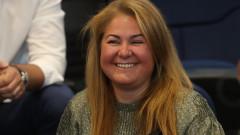 Ива Уорън започна работа в ЦСКА