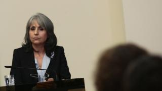 Маргарита Попова вече е зам.-председател на БСК