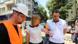 """Фандъкова: построихме 200 км водопровод и канализация - колкото """"Струма"""""""